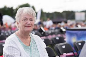 Ulla Tylstrand, Sandviken, Pensionär, 75 år