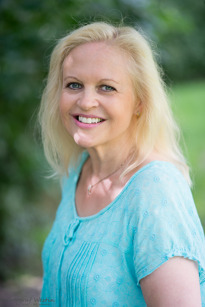 Liselotte Krylborn, Västerhaningen, Vårdutvecklingsledare, 47 år