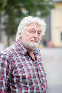 Kjell Liwenborg, Ekerö, Pensionär, 68 år