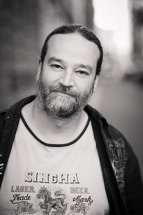 Mikael Gustafsson, Vällingby, Formgivare, 43 år
