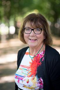 Ullabrith Fridell, Stockholm, Media konsult, 73 år