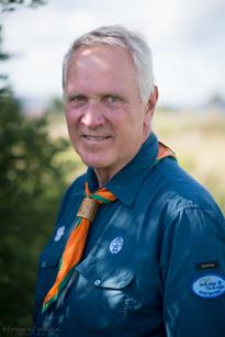 Berndt Kvist, Enköping, Scoutledare, 66 år