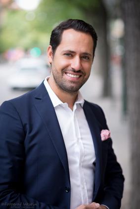 Edward Melki, Stockholm, Fastighetsmäklare, 33 år