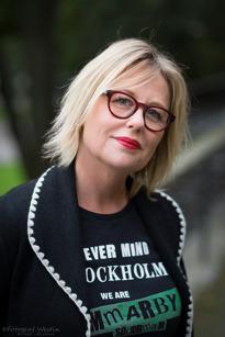 Stina Bauer, Yrkeslärare finsnickeri, Södermalm, 49 år