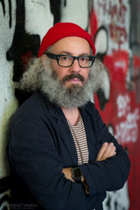Fredrik Marcus, Vasastan, Creative Director, 51 år