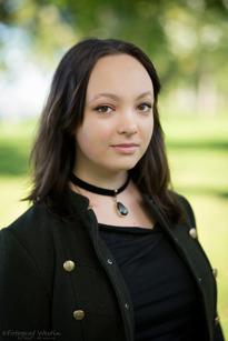 Sofia Makiniemi, Norrtälje, Musikstudent, 17 år