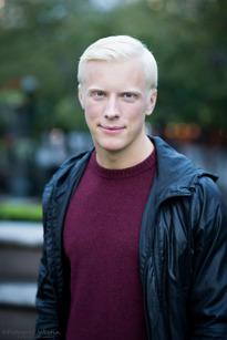 Adam Larsson, Solna, Ordningspolis, 26 år