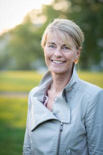 Carin Eriksson, Stockholm, Ledarutvecklare, 52 år