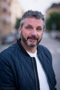 Martin Sirc, Vallentuna, Marknadsförare dataspel, 54 år