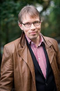 Nicklas Nilsson, Västerhaninge, Ombudsman, 47 år