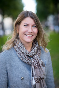 Louise Vogt, Östermalm, Försäljare, 42 år