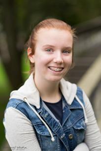 Karin Andersson, Sundbyberg, Student, 15 år