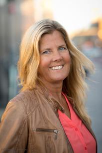 Annette Ferm, Borrlövsta, Alunda, Projektledare, 51 år