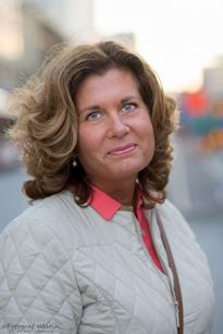 Sonja Friede, Sundbyberg, Gruppchef, 52 år