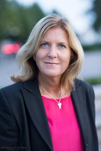 Anne Astvik, Tyresö, Gruppchef, 44 år