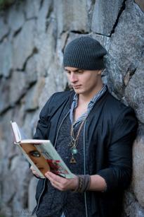 Patrik Ekeberg, Sköndal, Filmredigerare, 25 år