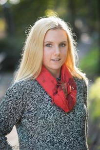 Frida Bogren, Skarpnäck, Student, 15 år