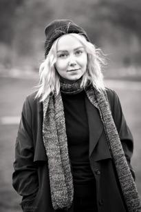 Ellinor Gejer, Vasastan, Konststudent, 19 år