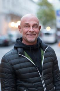 Anders Wedin, Vasastan, Projektledare, 51 år