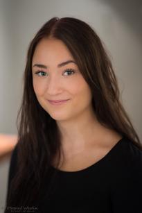 Andrea Byhlin, Kista, Student USK, 16 år