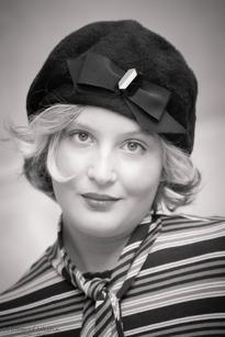 Susann Eklöf, Bandhagen, Butiksbiträde, 26 år