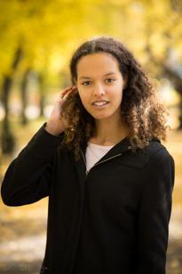 Magdalena W. Selassie, Hägersten, Student KTH, 19 år