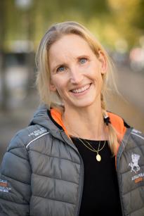 Anna Lindbom, Älvsjö, Personlig tränare, 42 år
