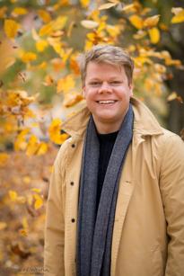 Cristian Franzén, Stockholm, Affärsutvecklare, 34 år