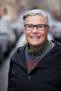 Eva Annerbäck Blomster, Tyresö, Pensionär, 67 år