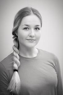 Anna Eriksson, Stockholm, Student, 18 år
