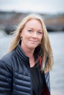 Helena Edholm, Upplands väsby, Säljadministratör, 47 år