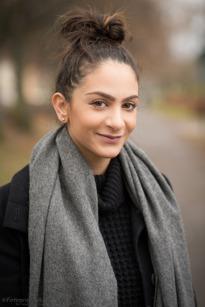 Nena Javadian, Solna, Student MKV, 23 år