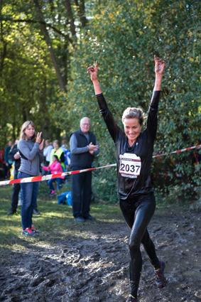 Första plats - Stina Bladin, 1:05:02