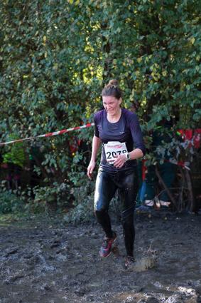 Andra plats - Amanda Nilsson, 1:05:59
