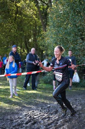 Tredje plats - Lena Karlsson Holmer, 1:06:58