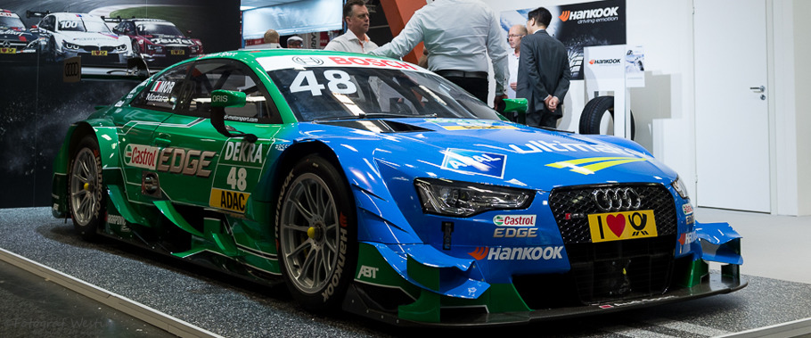 Hankook's DTM racing