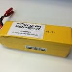 Batteri LiPo 25,9V