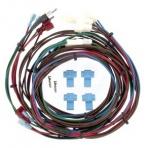 MPS Airshifter wire harness Hayabusa