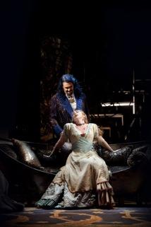 Riddar Blåskäggs borg, Kungliga Operan. Photo: Markus Gårder