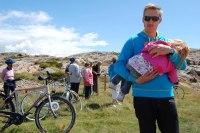 Sommaren 2010 arrangerade vi Kultur på Tur - en cykelorientering mellan Buas kulturminnen. Mycket omtyckt, och strålande väder!
