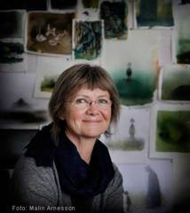 Vårtalare 2011 - Sassa Buregren - Barnboksillustratör och konstnär, värnar om den lilla människan