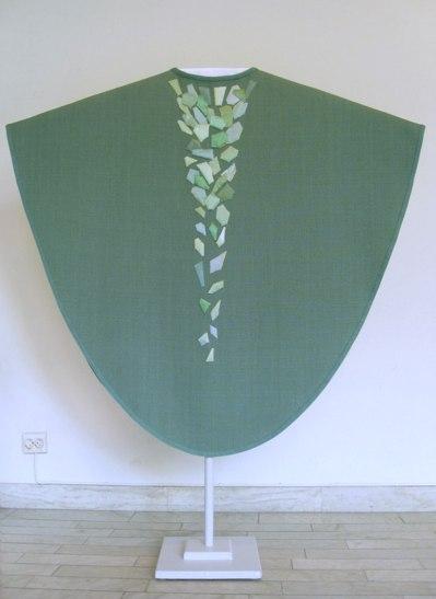 Grön mässhake, S:t Davidsgårdens kapell, Rättvik