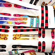 Happy Ski Shirt sleeve end