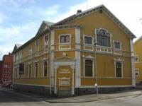 Yogahuset Prästgårdsgatan 11, Piteå