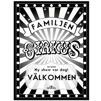 Cirkusaffisch/Cirkusposter - Cirkus - Ny show var dag!