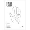 Handkarta - Handkarta (30x40 cm)