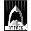 Attack - Attack (50x70 cm)