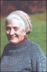 Sally Swift grundare av Centrerad Ridning