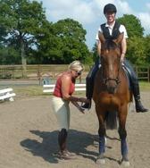 Sitsträning Munkeberg Equestrian