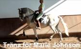 C-tränare Marie Johnson